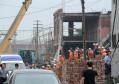 石家庄8月4日发生一厂房坍塌事故 造成17人